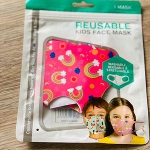 3/$15 Rainbow 🌈 Mask